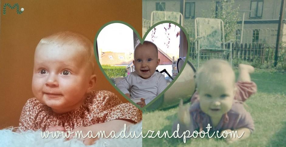 Mijn kind lijkt op papa …of mama?