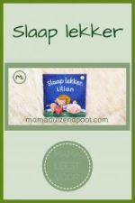Pinterest - slaap lekker wonderbly