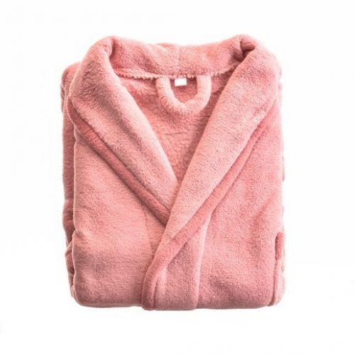 roupao de adulto rosa
