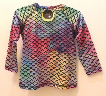 Coleção Animal Print - Camiseta Escamas Swim Colors