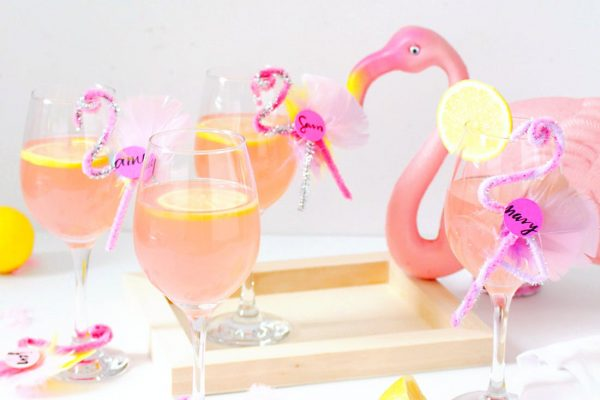drink flamingo