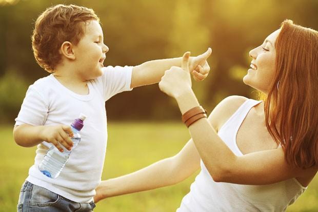 respeito para ser mãe