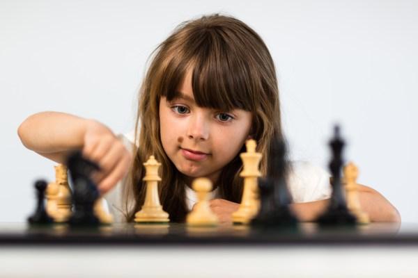 jogos de concentração - Xadrez