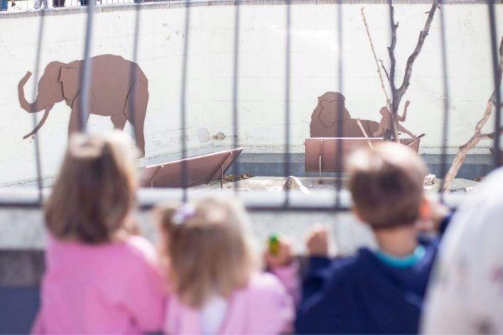 Planes con niños: gymkana en El Retiro