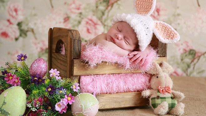 Feliz Páscoa do blog Mamãe Prática pra você