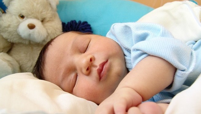 Posts + lidos: Como fazer o bebê dormir a noite toda