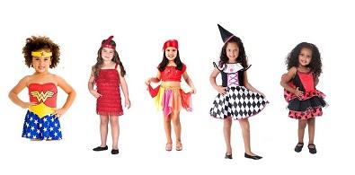 7 fantasias encantadoras para meninas