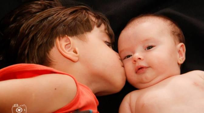 Ciúme entre irmãos: como preparar o mais velho