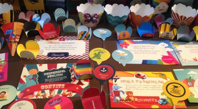 11 temas criativos para festa infantil (kits da Zumbalum)