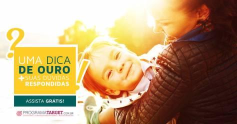Programa Target para mães empreendedoras