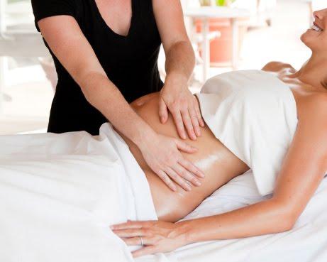 Para gestantes: massagem e outros serviços em casa (Central da Gestação)