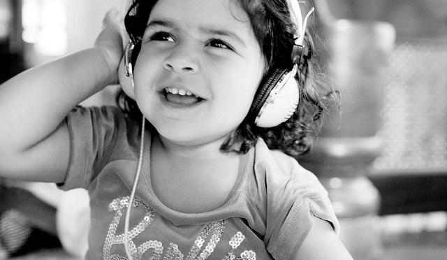 Benefícios da música para bebês e crianças