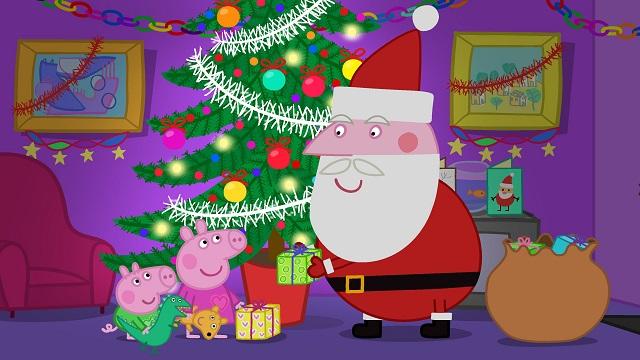 Desenhos animados de Natal