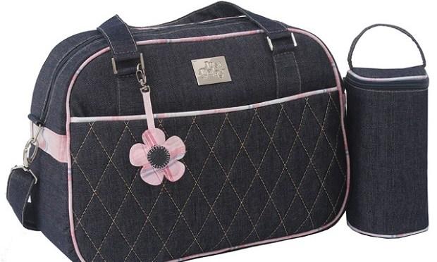 Bolsas e kits maternidade para presentear no Dia das Mães