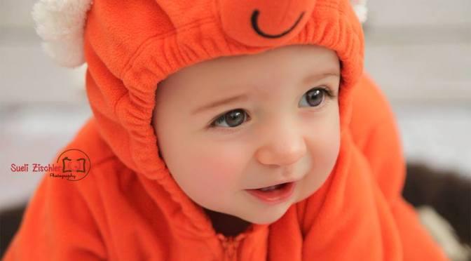 Como agasalhar o bebê no inverno