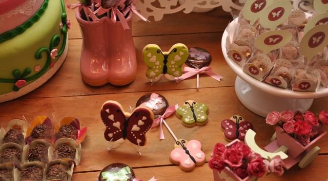 Festa de menina: 11 ideias inspiradoras no tema Borboletas