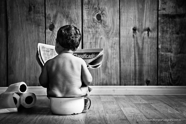 Desfralde: Como meu filho largou as fraldas (relato)
