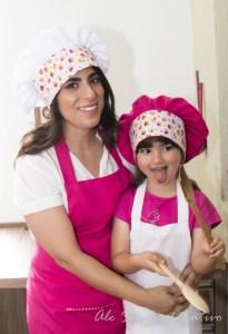 Mariana Branco com a sua filha Manu