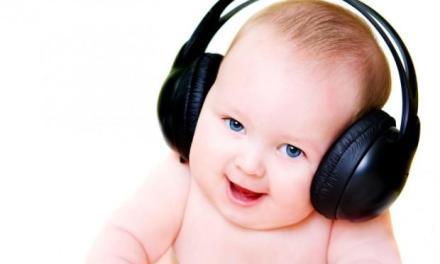 Música faz bem ao bebê