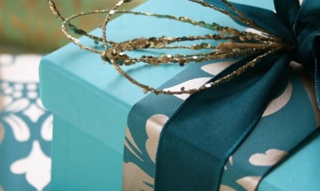 Embrulhos Para Presentes de Natal