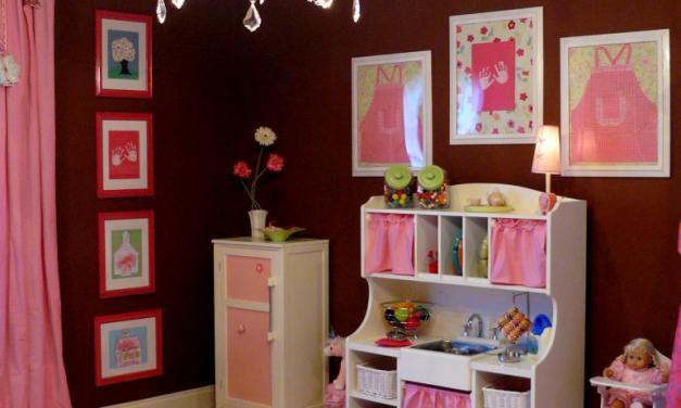 3 Ideias inspiradoras para decorar um quarto de princesa