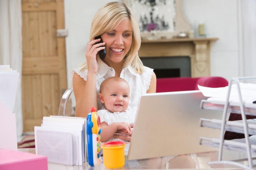 Novas Opções Para o Empreendedorismo Materno