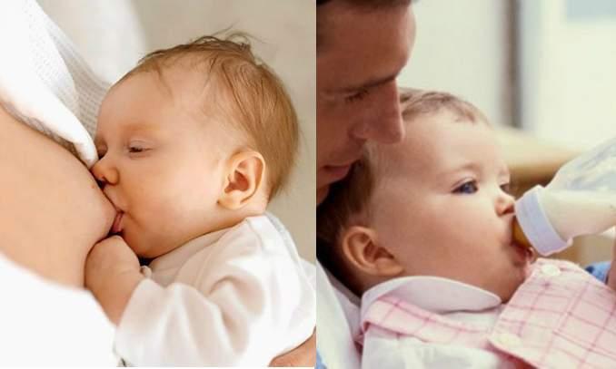 5 Coisas sobre Leite Artificial X Leite Materno