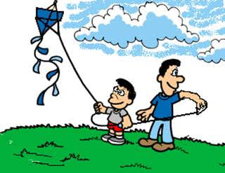Brincadeiras para pais e filhos
