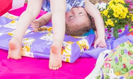 O que traz felicidade para criança?
