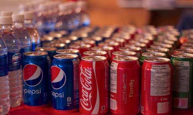Mudança no Portfólio de Bebidas Para Escolas