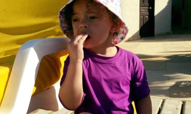 Protetor Solar Infantil – Minha Experiência