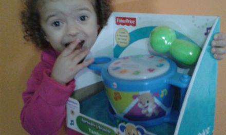Brinquedo Educativo Fisher Price