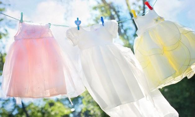 Passo a Passo: Como Lavar Roupa de Criança