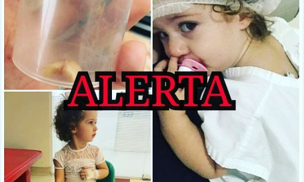Criança Passa 17 Dias Com Amendoim no Pulmão
