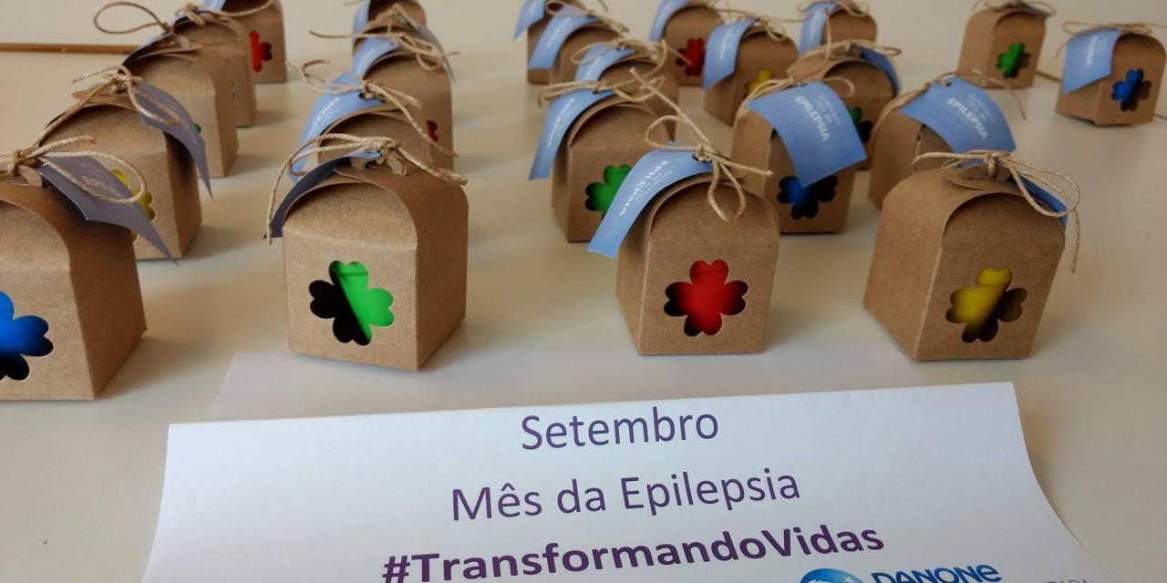Danone No Combate a Epilepsia