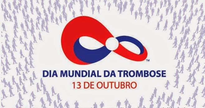 Dia Mundial da Trombose