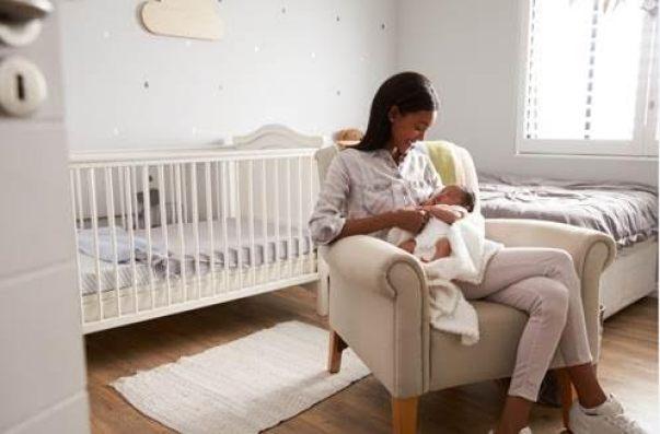 visitando o recém nascido