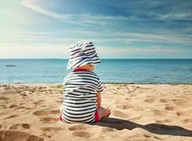 Como Vestir O Bebê No Verão