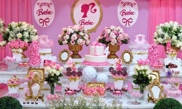 Festa Barbie Dreamtopia