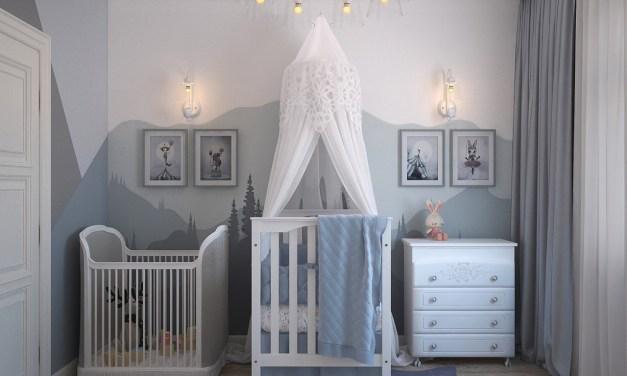 Móveis Para o Quarto do Bebê