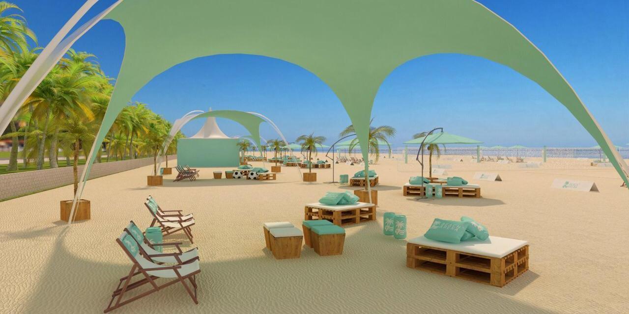 Beach Arena Está de Volta Com Novidades na Programação