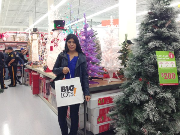 Me encantó recorrer el local de Big Lots en North Bergen