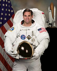Photo of Astronaut Dr. Gregory Chamitoff