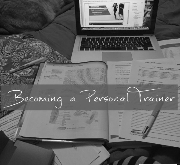 Becoming a Personal Trainer - Why I Chose NASM CPT {MamaExercises.com}