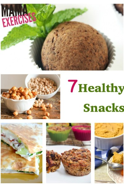 7 Healthy Snacks for Afternoon Snackers