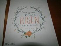 Για τον Απρίλιο που είναι το Πάσχα