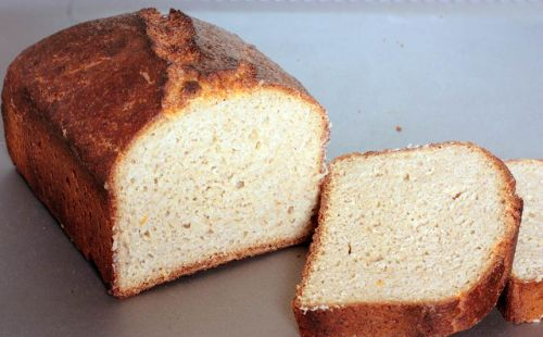 pan sin gluten de boniato