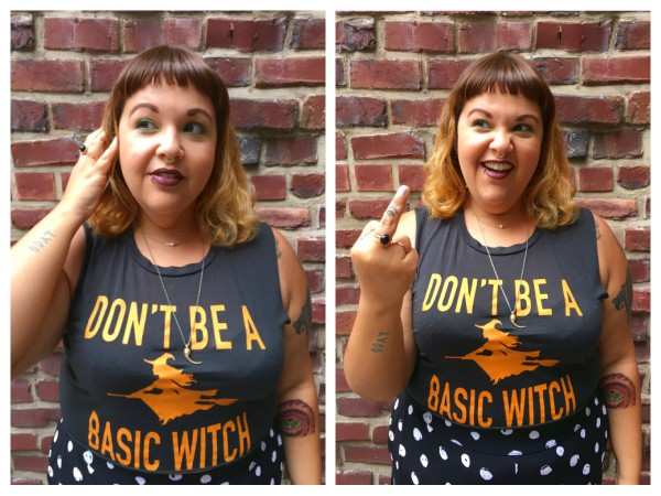 Don't be a basic witch hallween shirts
