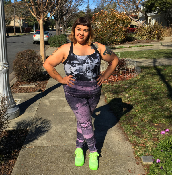 lucy Activewear plus sizes