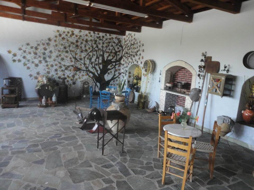 Λαογραφικό μουσείο στο χωριό